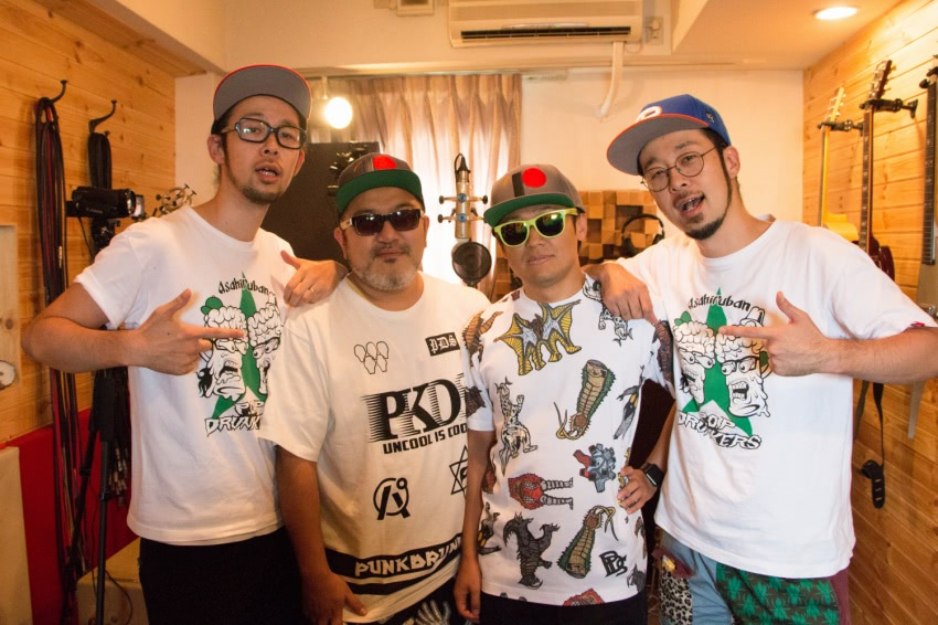 PEPABO HEADZ with 上鈴木兄弟